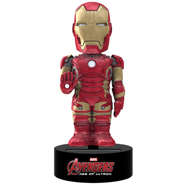 NECA Marvel Avengers Age of Ultron Iron Man Body Knocker