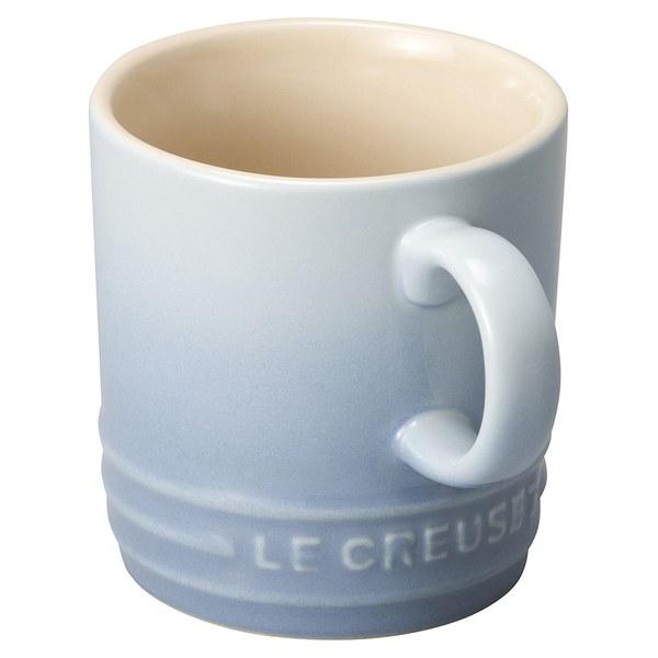 Le Creuset Stoneware Espresso Mug, 100ml - Coastal Blue