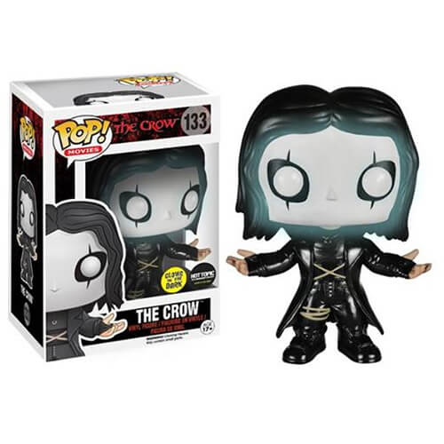 The Crow Glow in the Dark Pop! Vinyl Figure