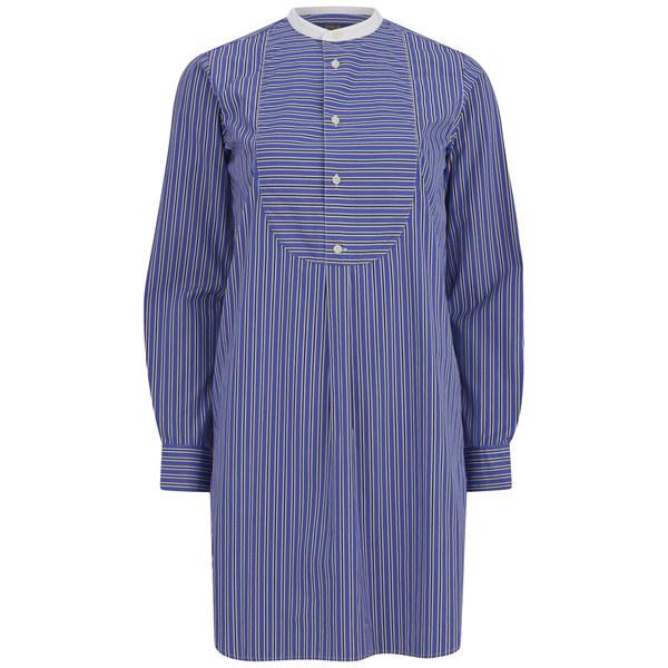Polo Ralph Lauren Women's Mia Casual Shirt Dress - Cobalt/Blue