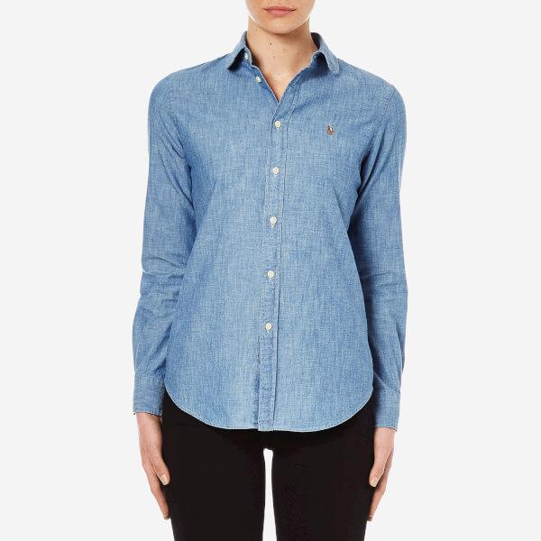 Polo Ralph Lauren Women's Harper Shirt - New Rinse