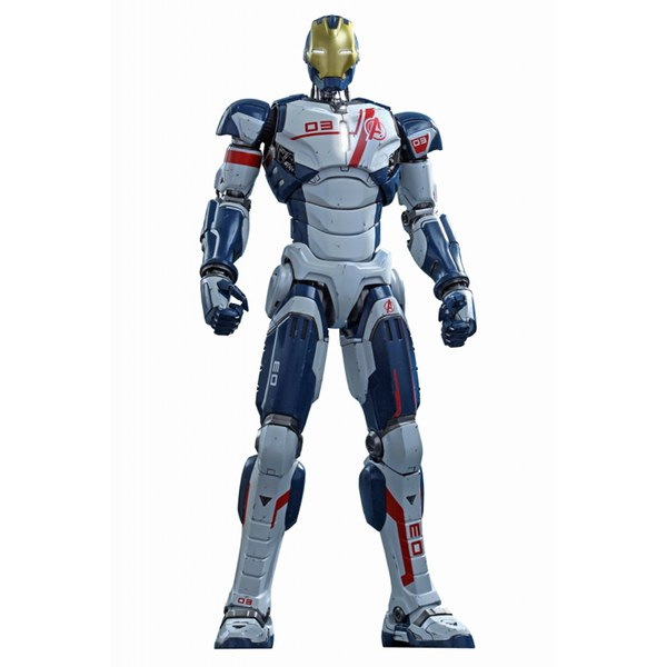 Figurine Iron Legion Avengers L'Ère d'Ultron figurine Movie Masterpiece 1/6
