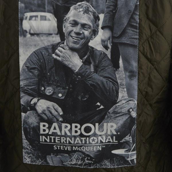 Barbour Jacket Steve Mcqueen