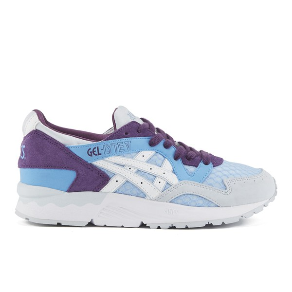 Asics Gel-Lyte V (Rugged Winter Pack) Trainers - Light Blue/White