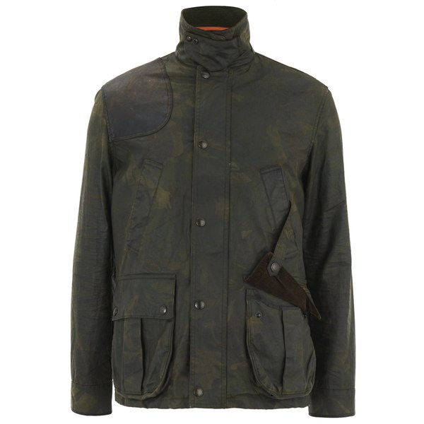 Polo Ralph Lauren Men's Yarlet Hunting Jacket - Berkshire Camo