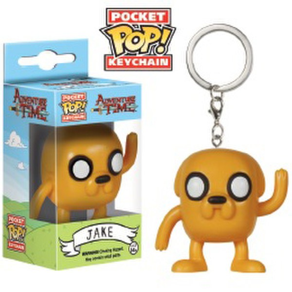 Adventure Time Jake Pocket Pop! Vinyl Key Chain
