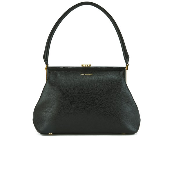 Lulu Guinness Women's Tabitha Medium Tote Bag - Black
