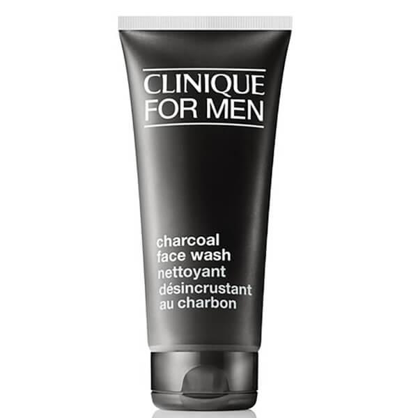 Clinique for Men Charcoal Face Wash (200ml)