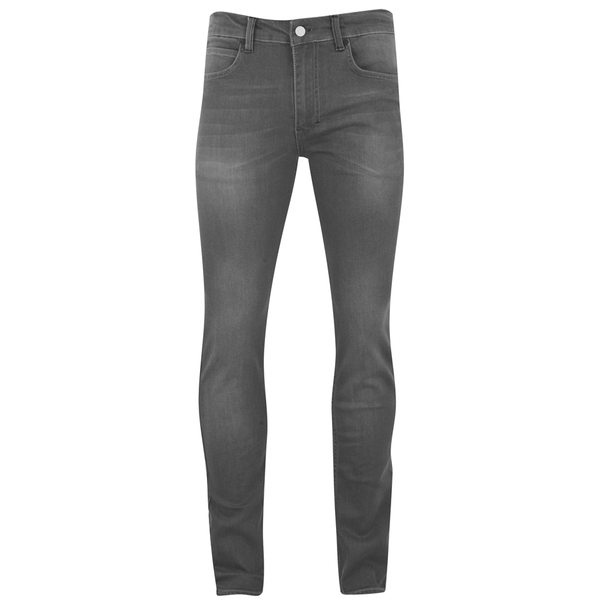 Religion Men's Noize Skinny Jeans - Washed Grey: Image 1