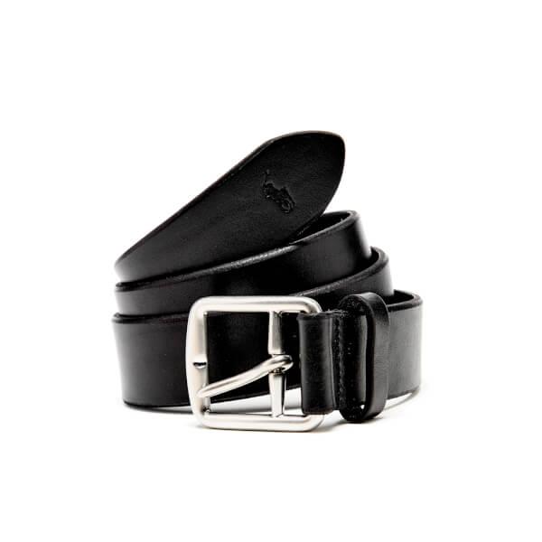 Polo Ralph Lauren Men's Casual Belt - Saddle Black