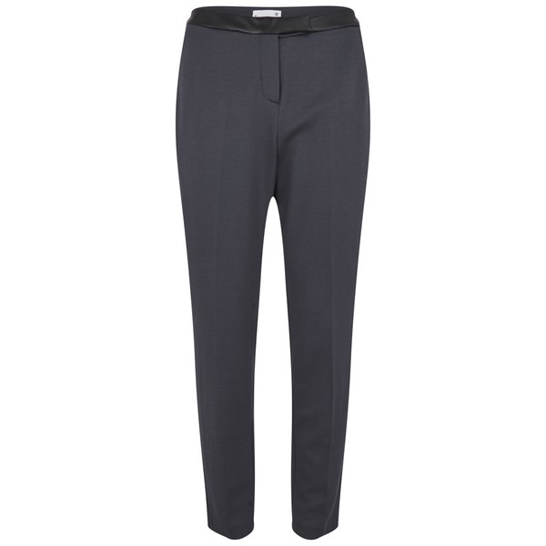 SuperTrash Women's Pop Tailored Trousers - Granite