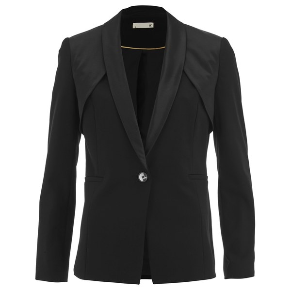 SuperTrash Women's Jeremy Blazer - Black