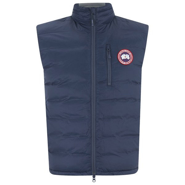 canada goose lodge gilet