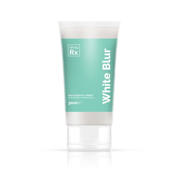 WhiteRX - White Blur with Nano-Prismatic Primer (30ml)