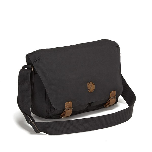 Fjallraven Men S Ovik Shoulder Bag Black Image 2