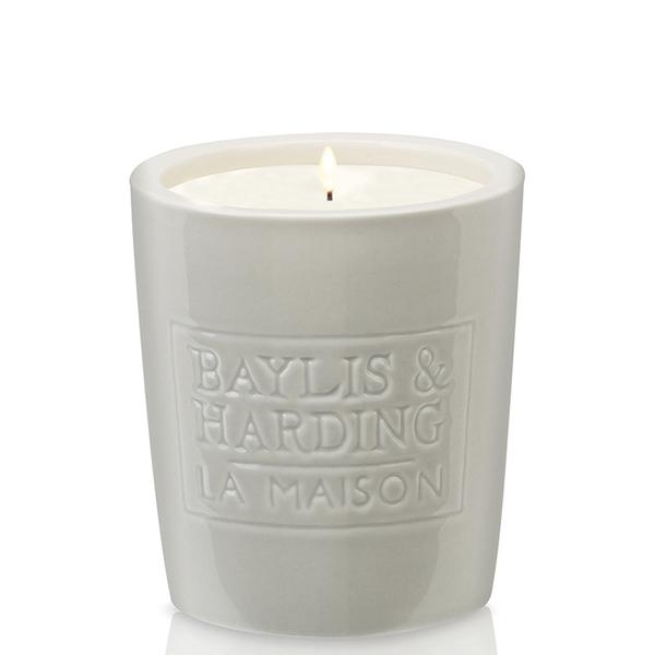 baylis harding la maison single wick candle homeware. Black Bedroom Furniture Sets. Home Design Ideas