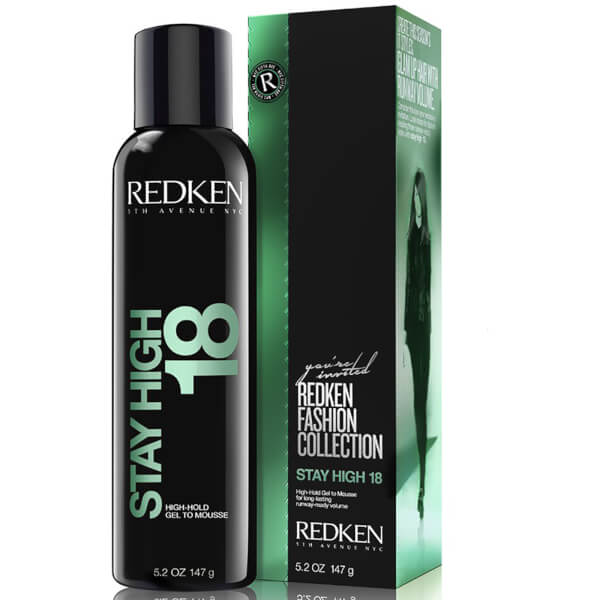 Redken Stay High 18 Gel to Mousse (150ml)