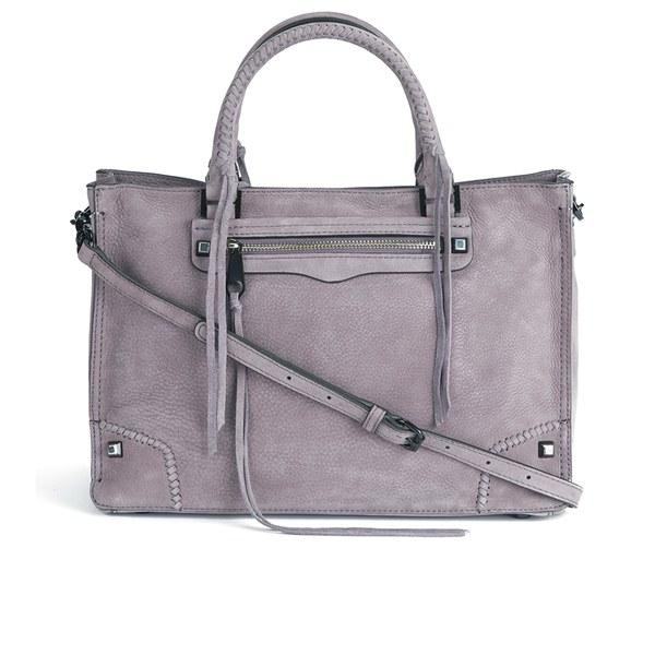 Rebecca Minkoff Women's Regan Satchel Bag - Deep Lavender