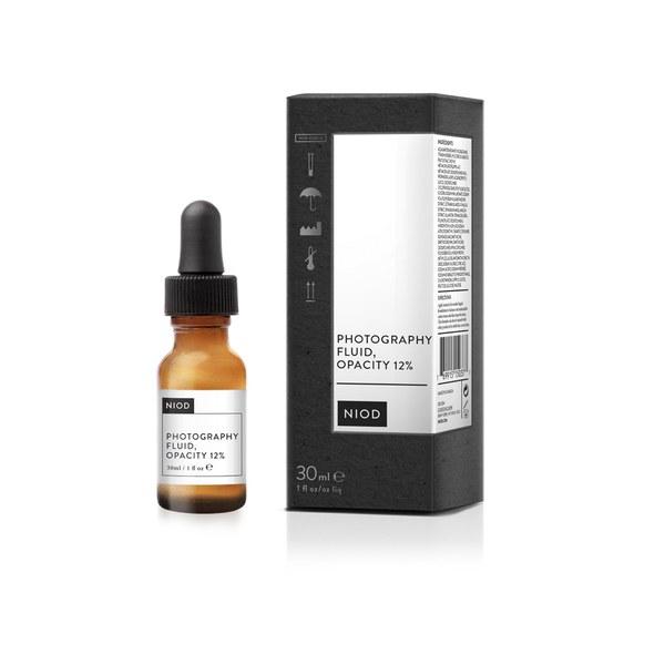 Tratamiento NIOD Photography Fluid, Colourless, Opacity 12% (30ml)