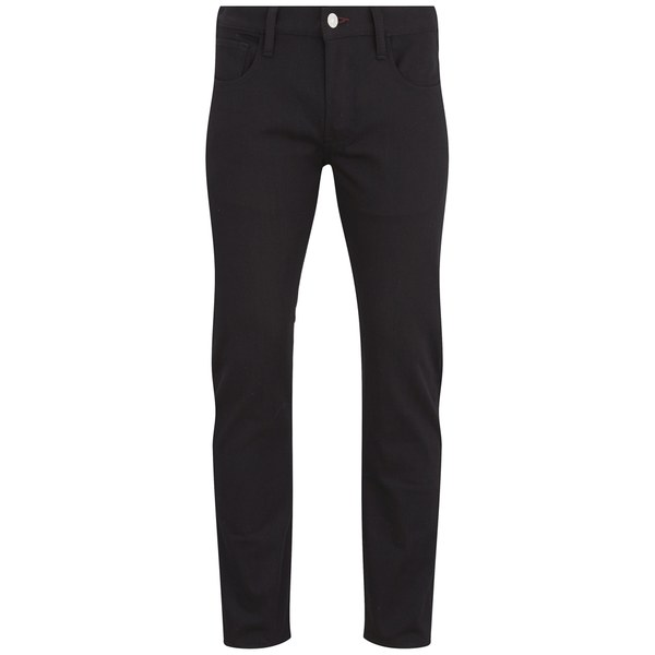 Paul Smith Jeans Men's Tapered Fit Jeans - Black Stretch