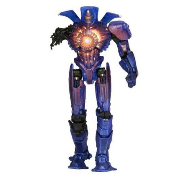 NECA Pacific Rim Anteverse Gipsy Danger 7 Inch Action Figure
