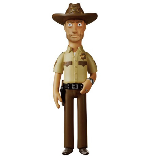 The Walking Dead Rick Grimes Vinyl Sugar Idolz Action Figure