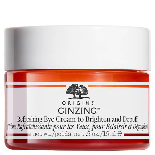 Origins GinZing™ Brighten and Depuff crème contour des yeux rafraîchissante (15ml)