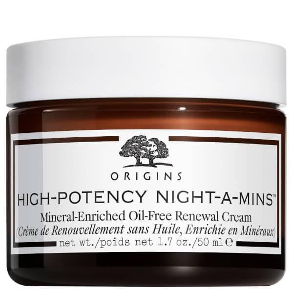 Origins High Potency Night-A-Mins™ crème rénovante sans huile et enrichi en minéraux (50ml)