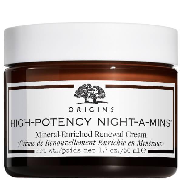 Origins High Potency Night-A-Mins™ crème rénovante enrichie en minéraux (50ml)