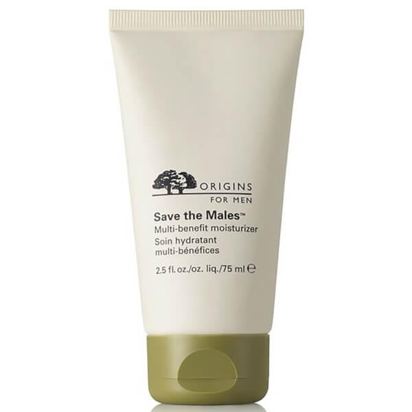 Origins 'Save the Males' lotion hydratante multitâche (75ml)
