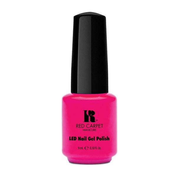 Red Carpet Manicure My Main Beach - Bright Pink crème (9ml)
