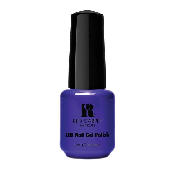 Red Carpet Manicure Re-Luxe A Little - Lumineux Bleu Royal crème (9ml)