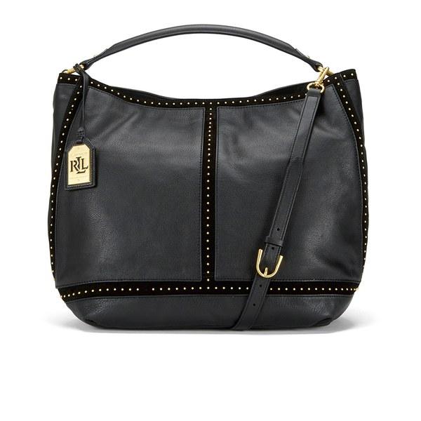 Lauren Ralph Lauren Women's Bastwick Hobo Bag - Black