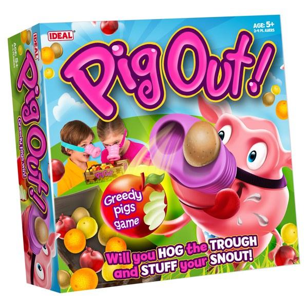 Pig Out ! -John Adams