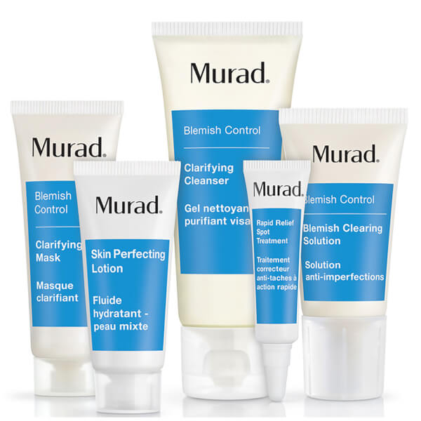 Murad Blemish Control Starter Kit (Worth $64.90)