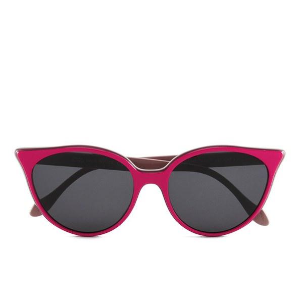 Vivienne Westwood Women's Cat Eye Sunglasses - Pink