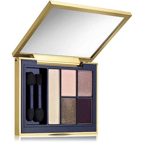 Estée Lauder Pure Color Envy Formender Eyeshadow 5-Color Palette 7g im Farbton Currant Desire