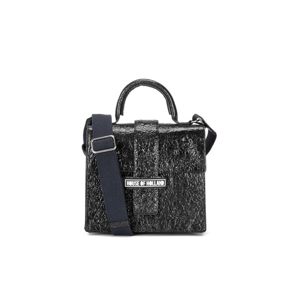 House of Holland Women's Lady H Grab Bag - Black