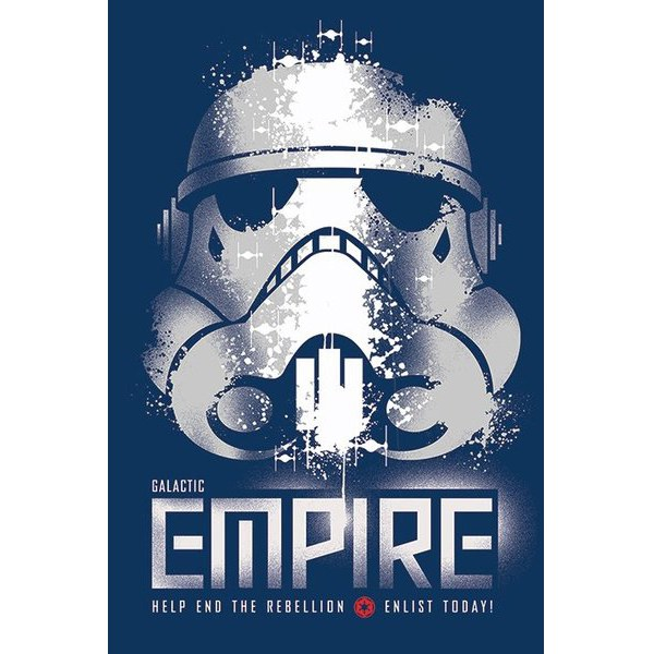 Star Wars Rebels Enlist - 24 x 36 Inches Maxi Poster