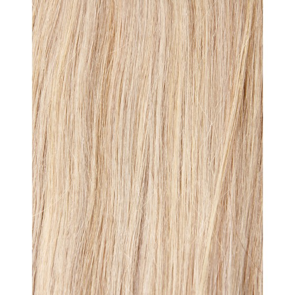 Beauty Works 100 Remy Color Swatch Hair Extension Vintage Blonde