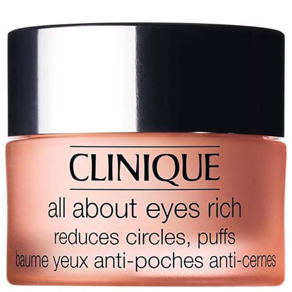 Clinique 'All About Eyes' Rich crème contour des yeux (15ml)