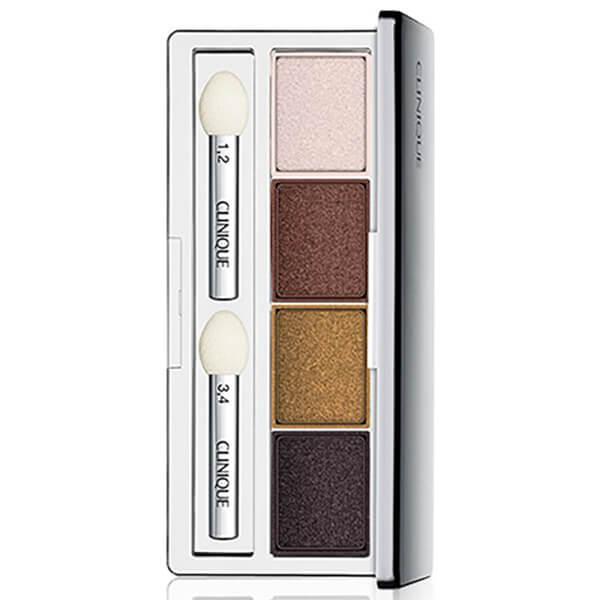 Clinique All About Shadow Morning Java palette ombre à paupières 4 couleurs