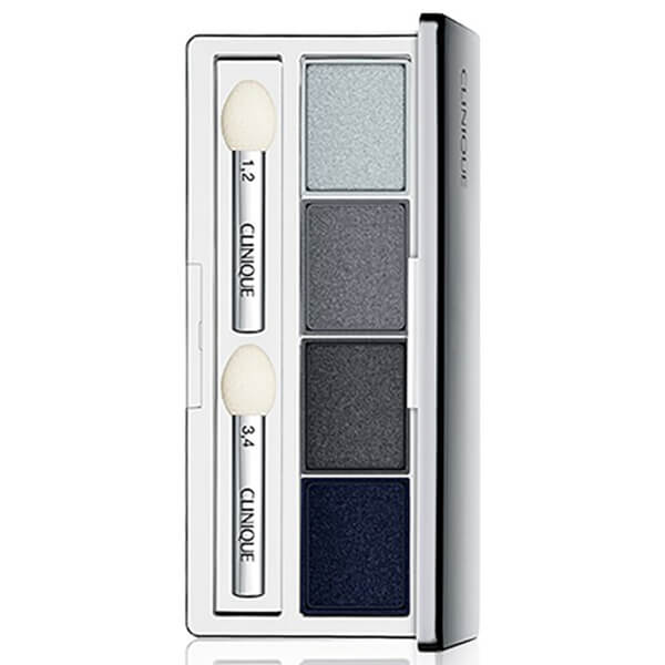 Clinique All About Shadow Smoke and Mirrors palette ombre à paupières 4 couleurs