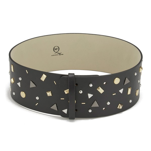 McQ Alexander McQueen Women's Cinch Belt - Black