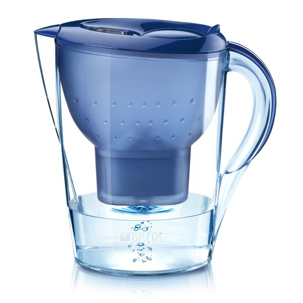 brita marella xl cool water filter jug blue 3 5l homeware. Black Bedroom Furniture Sets. Home Design Ideas