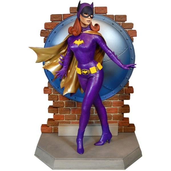 Tweeterhead DC Comics Batman Batgirl Maquette