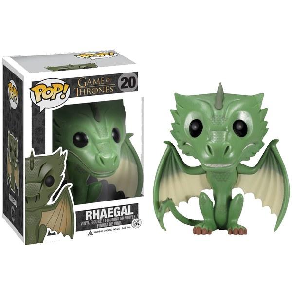 Game of Thrones Rhaegal Exclusive Pop! Vinyl Figure