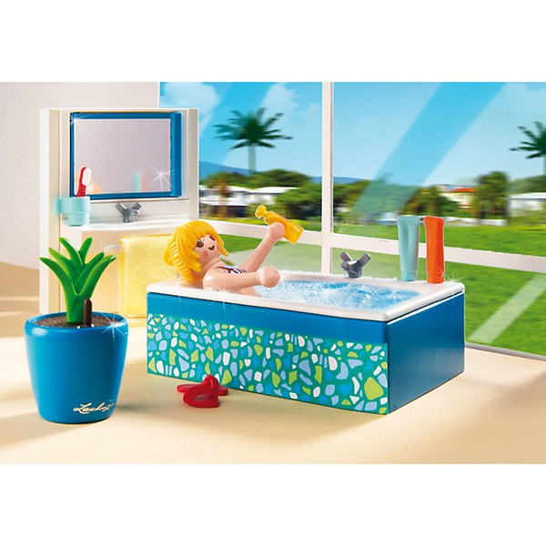 Playmobil Modern Bathroom 5577 Toys