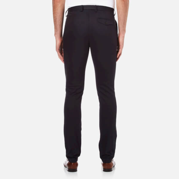 American Vintage Men's Fixerville Trousers - Navy: Image 3