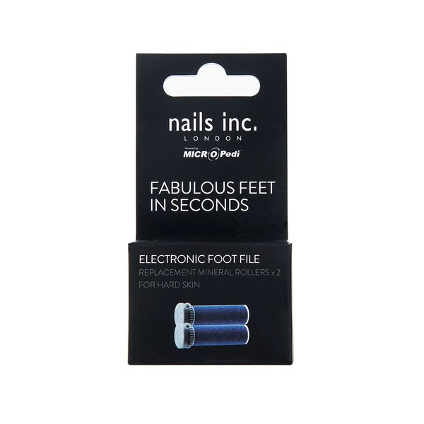 MICRO Pedi Nails Inc. Rouleaux de remplacement Micro Pedi (2 boites)
